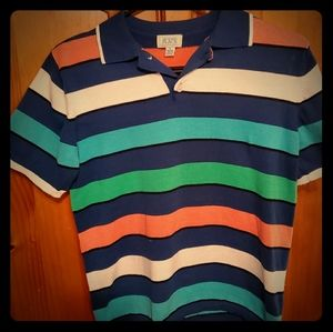 Children's Place striped polo-size L